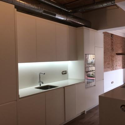 Reforma integral de piso modernista en  L'Eixample