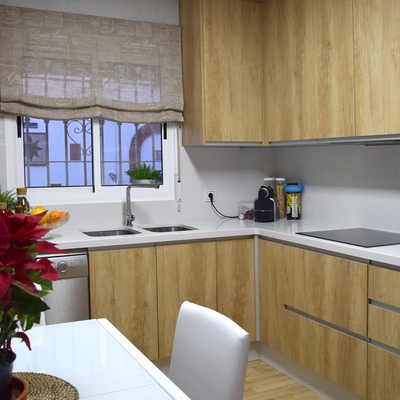 Reforma integral de vivienda en Rincón de la Victoria. Málaga
