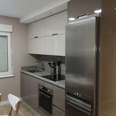 Reforma de apartamento en Gijon.