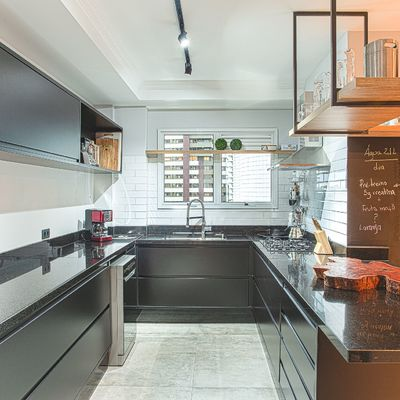 9 ideas para sacar partido a una cocina pequeña