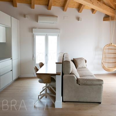 Reforma de vivienda en Burgos