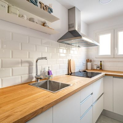 Cómo reformar una cocina de 9 m² por 3.500 euros