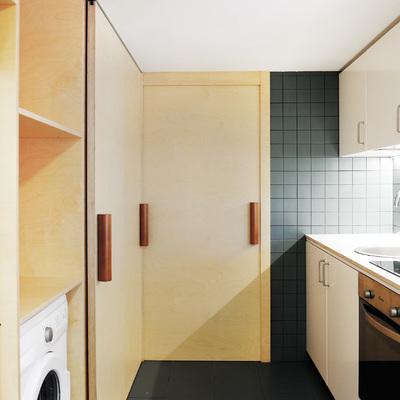 Cambio de uso de oficina a apartamento