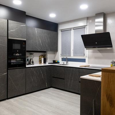 Reforma integral piso 80 m2 bilbao