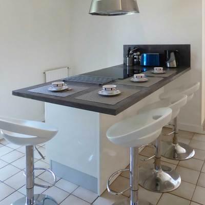 Ideas y fotos de pen nsula mesa cocina para inspirarte for Mesa cocina sevilla