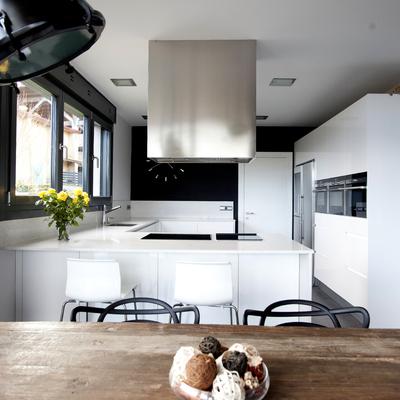 Ideas y Fotos de Muebles Blancos Cocina en Vizcaya para Inspirarte ...