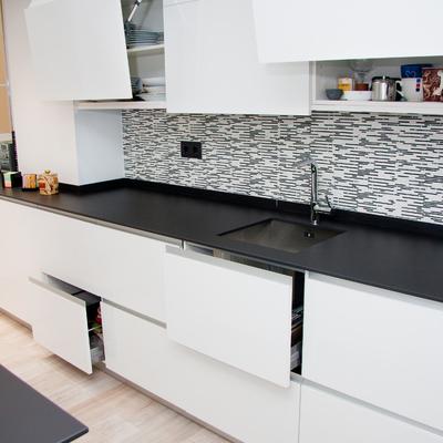 ideas y fotos de revestimiento frontal cocina para