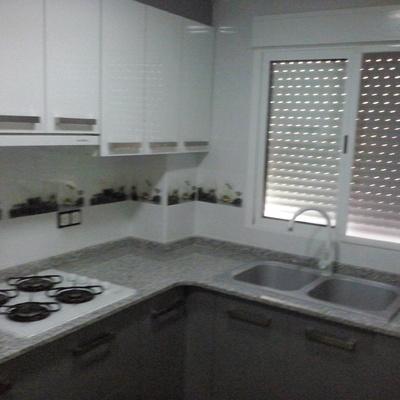 Instalación nueva y completa de cocina