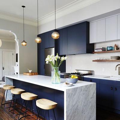 Open Concept: 10 ideas para tener una cocina abierta al salón-comedor