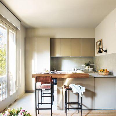 Cómo dotar de continuidad a tu casa gracias a materiales