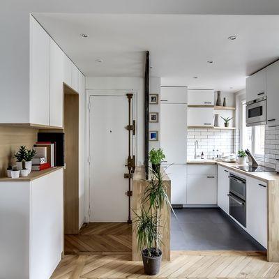 Presupuesto muebles vidrio online habitissimo for Cocinas abiertas al pasillo