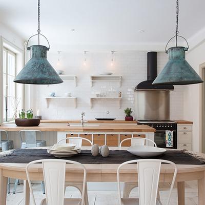 10 veces que nos enamoramos de las cocinas abiertas