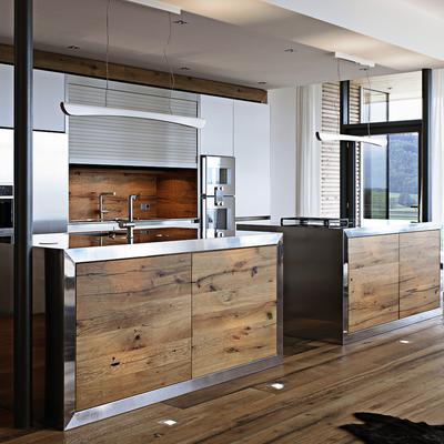 Presupuesto muebles cocina acero inoxidable online - Muebles de cocina de acero inoxidable ...