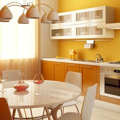 Cocinas amarillas, el color para los optimistas