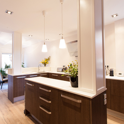 Presupuesto muebles cocina americana online habitissimo for Muebles de cocina americana modernos