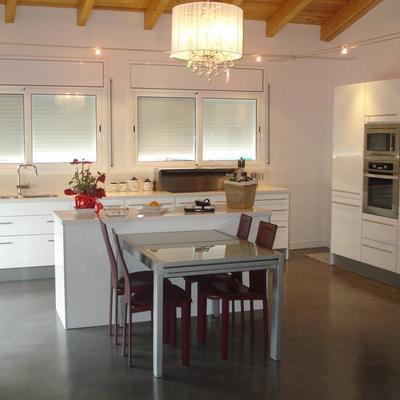mueble cocina americana best bar y cocina americana with