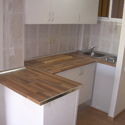 Ideas de reformas cocinas en m laga para inspirarte for Cocinas pequenas para apartamentos tipo estudio