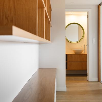 Reforma de vivienda. Conectando espacios.