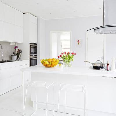 Presupuesto Muebles Cocina Blanco ONLINE - Habitissimo