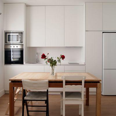 Cómo hacer que tu cocina parezca más grande