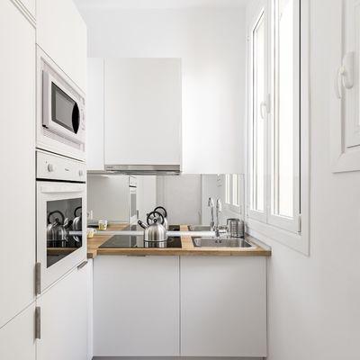 8 Ideas que podemos robar de las mejores cocinas pequeñas