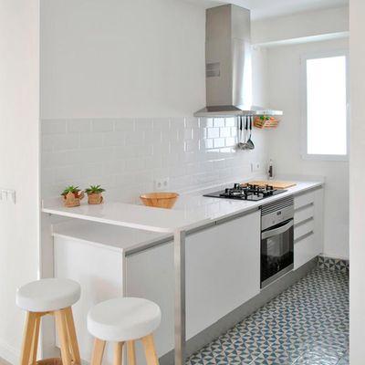 El cambio radical de 5 cocinas