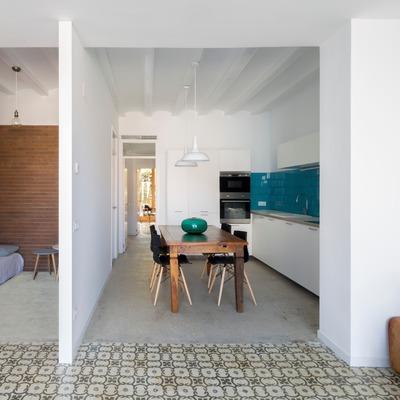 Dos apartamentos que miran al futuro