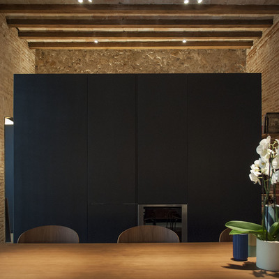 Rehabilitación en un edificio catalogado en Sitges
