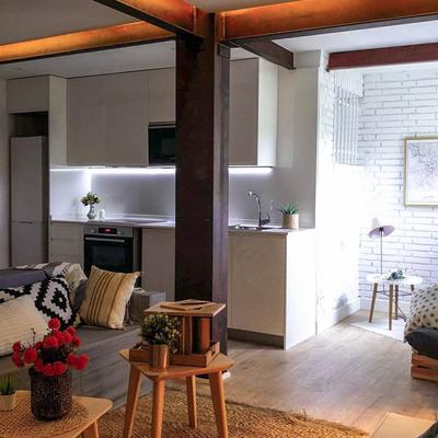 Reforma de vivienda en Hortaleza, Madrid