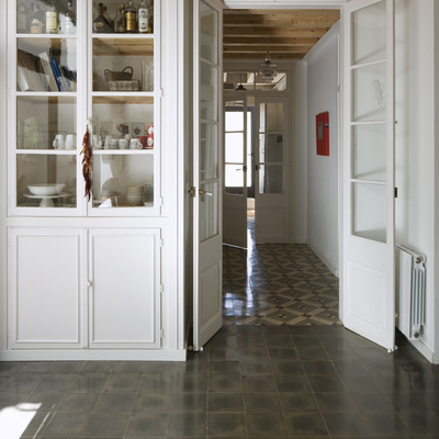 Cambiar y conservar, una casa clásica moderna