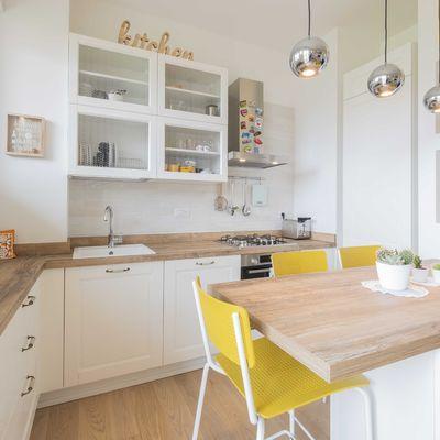 Como presumir de tu pequeña cocina