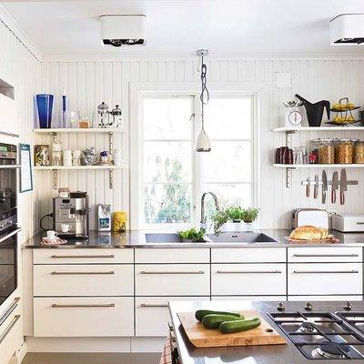 Presupuesto muebles cocina acero inoxidable online habitissimo - Encimera acero inoxidable ...