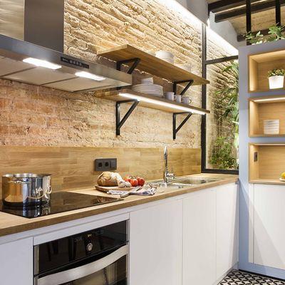 ¡Cambia las paredes de tu cocina de forma rápida, limpia y sin obras!