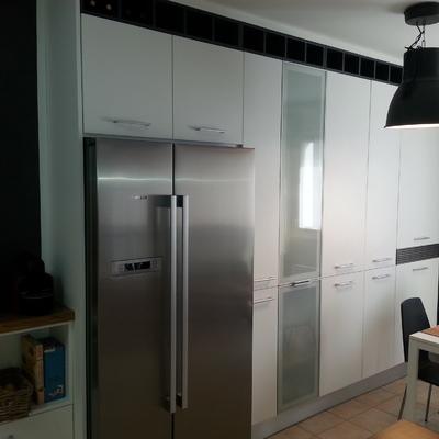 Una cocina con estilo propio y calidez