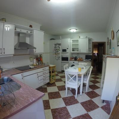 Cocina con estilo
