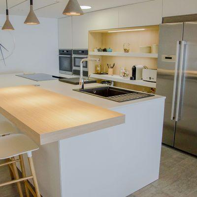 ¿Por qué apostar por una cocina con office?