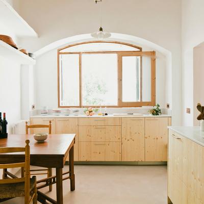 Precio muebles cocina madera online habitissimo - Muebles de cocina madera ...