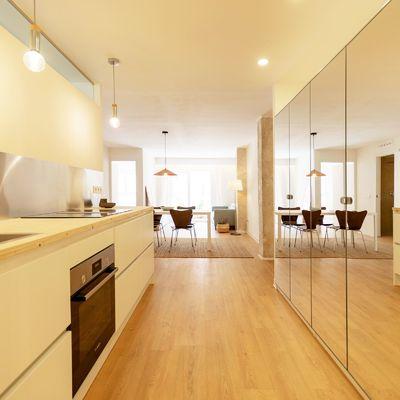 5 ejemplos de obra seca para cambiar tu casa sin ensuciar
