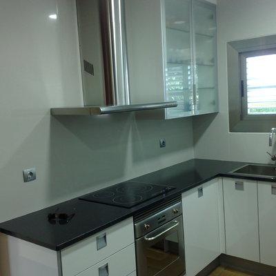 cocina de 12 metros cuadrados