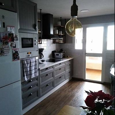 cocina de diseño 2018