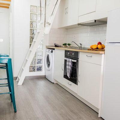 Qué errores cometes si tienes una cocina pequeña