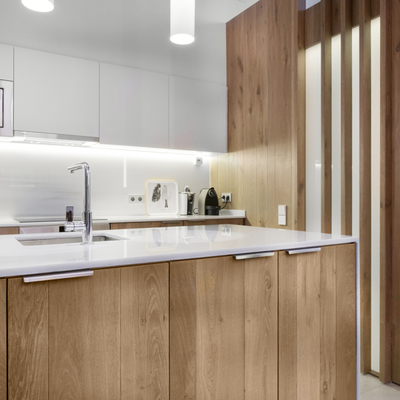 Ideas y fotos de cocinas para inspirarte p gina 2 for Cocinas de madera de roble