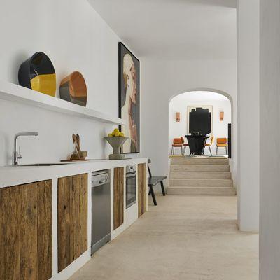 Busca estos materiales para decorar una casa de forma más natural