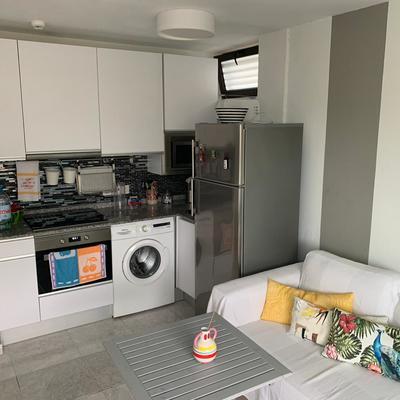 Reforma de cocina en apartamento