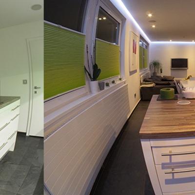 Caso práctico desde Austria: apartamento Smart Home de diseño