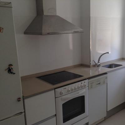 Reforma integral vivienda Barrio de Salamanca