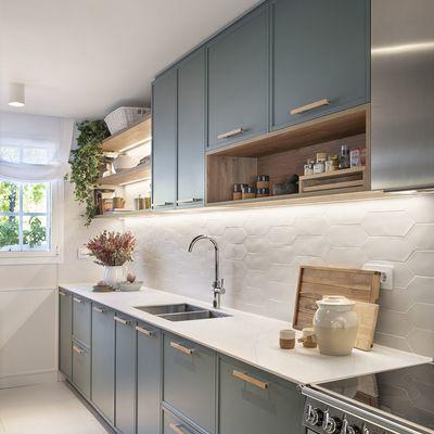 5 dudas habituales con los muebles de cocina