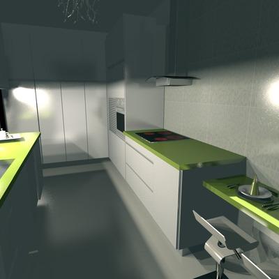 Cocina en Vigo -1-