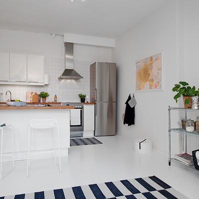 Ideas y Fotos de Banquetas Blancas Cocina para Inspirarte ...