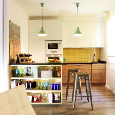 El antes y después de una vivienda de 65 m2
